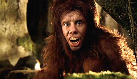 chaka land of the lost The Evolution of the Movie Ape