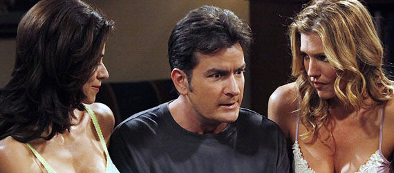 charlie sheen two and a half men season 9 premiere Two And A Half Men Season 9 Premiere Review & Discussion