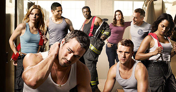 chicago fire cast Interview: Derek Haas Talks Chicago Fire Season 2