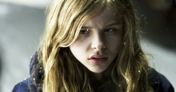 chloe moretz maggie zombie movie Carrie Begins Production; First Set Photo & Synopsis Released