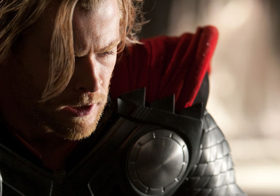 chris hemsworth thor movie Chris Hemsworth Says The Avengers Script is Incredible