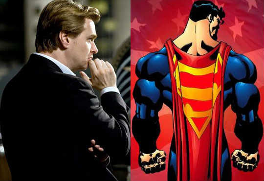 chris nolan superman Nolan Bringing Superman (and Batman) Back to the Big Screen [Updated]