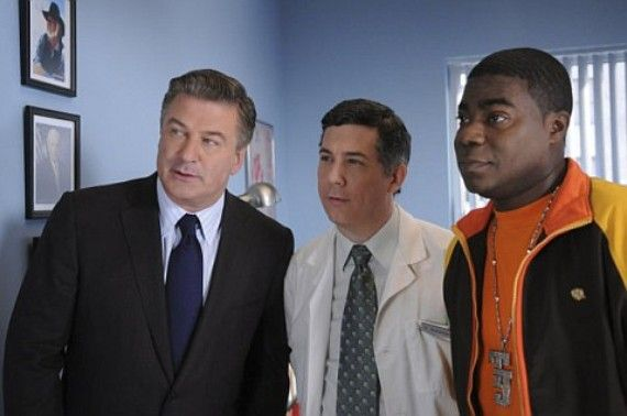 chris parnell alec baldwin tracymorgan thirty rock doctor spaceman Interview: Chris Parnell Talks SNL, Archer & Five Year Engagement