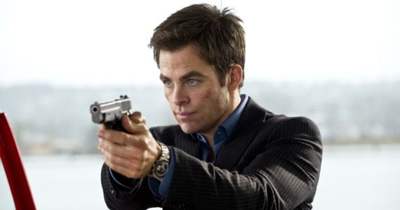 chris pine jack ryan Jack Ryan Secures Christmas 2013 Release Date