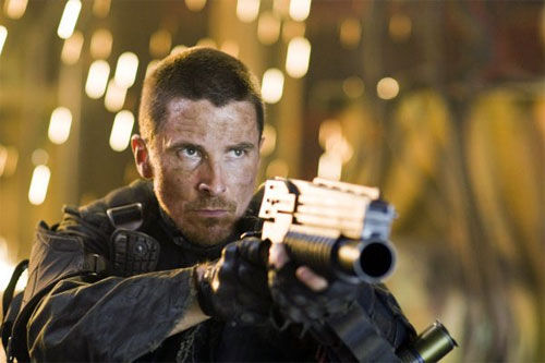 christian bale terminator salvation Terminator Salvation Review