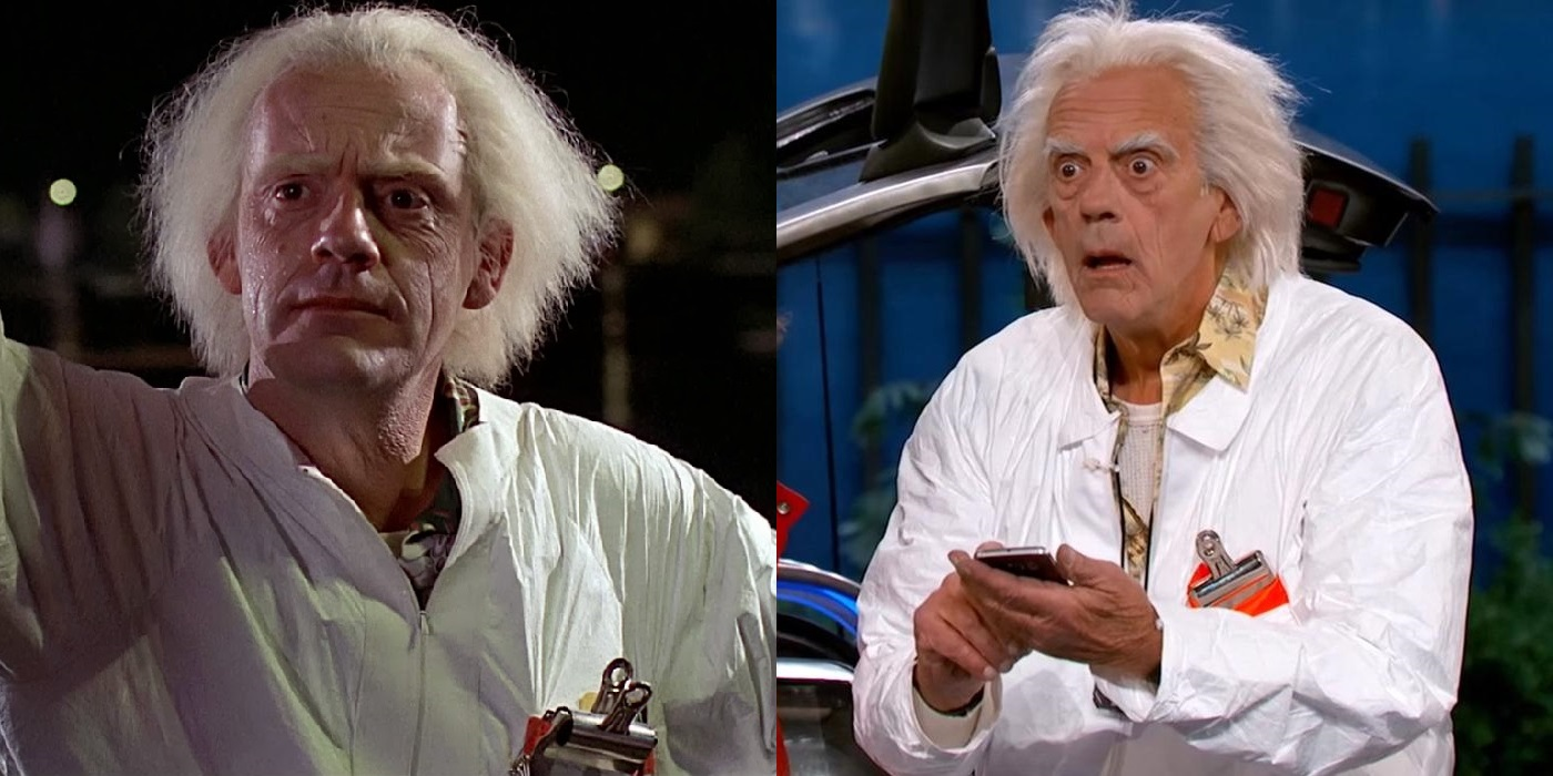 Where are they now the cast of back to the future
