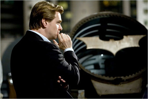 christopher nolan batman Nolan Returning To Batman And Bringing Catwoman?