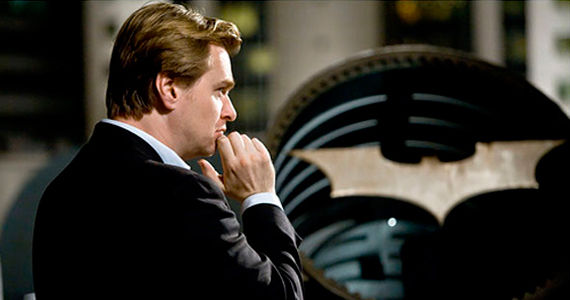 christopher nolan the dark knight rises Christopher Nolan Explains Choice of No 3D in Batman 3