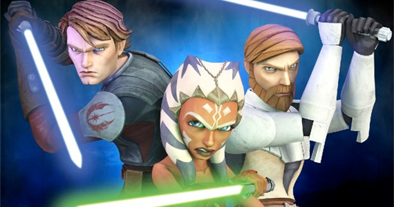 clonewars skywalker ahsoka kenobi Clone Wars Ending   New Star Wars Animated Series in Development