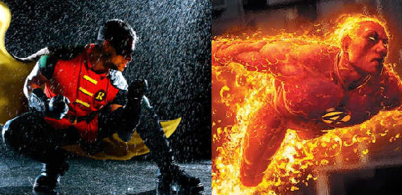 cody sousa robin batman 3 human torch Unknown Actor Listed as Robin In Batman 3, New Human Torch & More