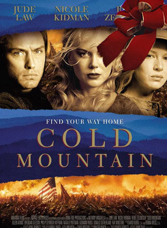 cold mountain Best & Worst Christmas Movie Releases of the Past 10 Years