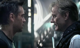 colin farrell bryan cranston total recall 280x170 Total Recall Trailer: Colin Farrells A Futuristic Super Spy On the Run