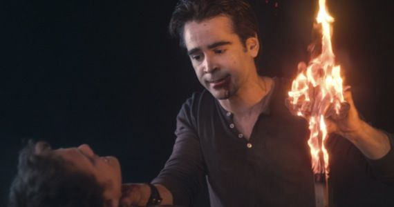 colin farrell fright night trailer Fright Night International Trailer & Comic Con Clips