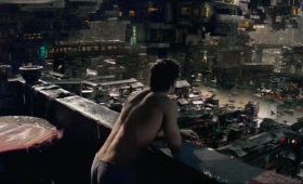 colin farrell total recall trailer city 280x170 Total Recall Trailer: Colin Farrells A Futuristic Super Spy On the Run