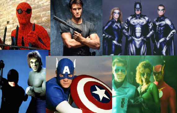 comic book movie misfires Movies & TV Shows Geeks Pretend Dont Exist
