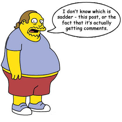 comic book guy Should Hollywood Listen to Fanboys About Comic Book Movies?