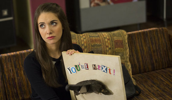 community season 5 allison brie Community Season 5 Teaser Welcomes You Back to Greendale