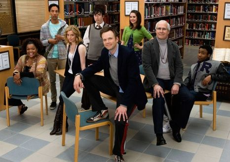 community header New Video Clips from Community Season 2