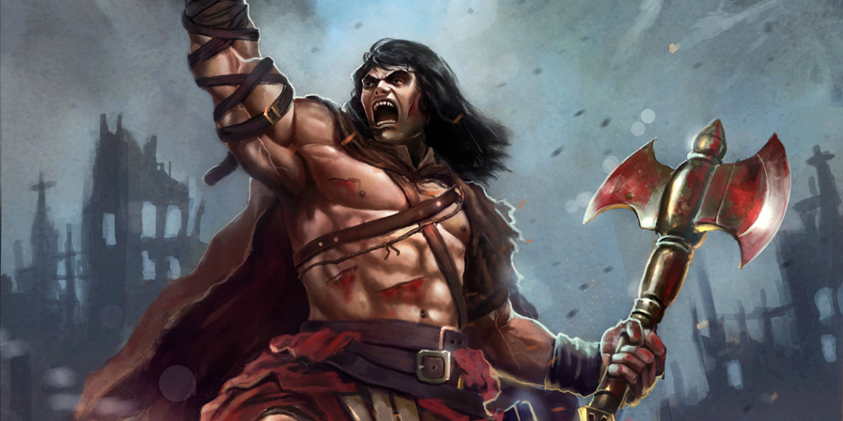 Red Sonja Conan Movie