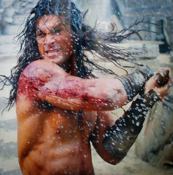 conan jason momoa action Awesome New Conan Images