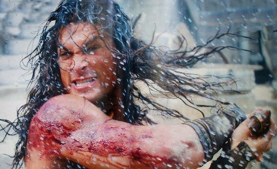 conan jason momoa Conan the Barbarian Screenwriter Promises Unflinching Reboot