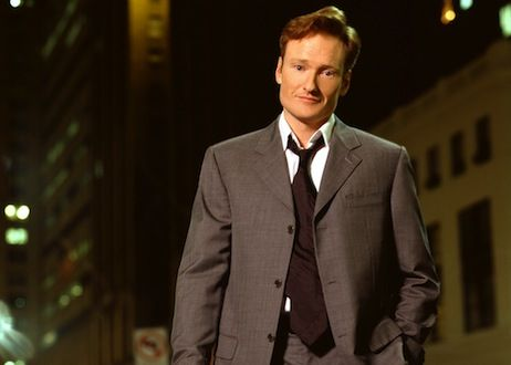 conan obrien Conan OBrien To Be Very Funny on TBS