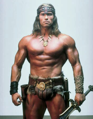 conan remake arnold schwarzenegger Jason Momoa Cast as Conan the Barbarian!