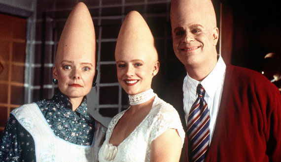 coneheads NASA Announcement: In Which Alien Category Does It Belong?