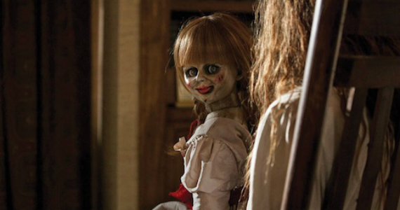 conjuring doll annabelle The Conjuring Spinoff Officially Titled Annabelle, Confirmed for October Release