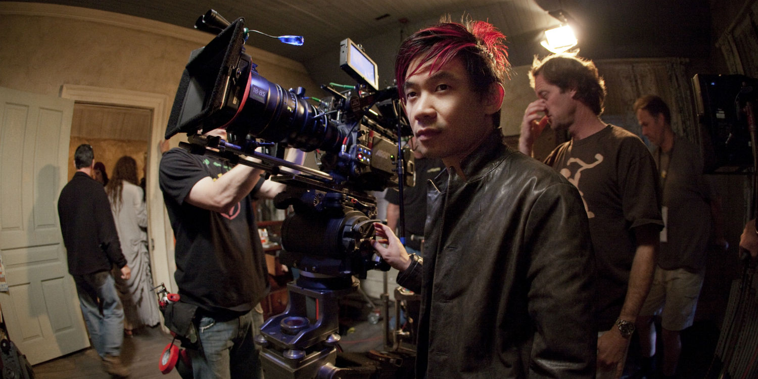 James Wan directing The Conjuring