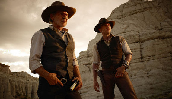 Cowboys & Aliens Set Visit Report