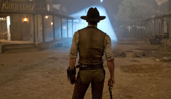 cowboys and aliens why the aliens attack Cowboys & Aliens: Alien Designs, Motive & Technology