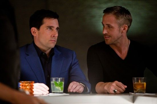 crazy stupid love movie photo steve carell ryan gosling Michael Douglas & Robert De Niro Team For Hangover Film 'Last Vegas'