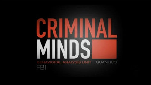 criminal minds logo Criminal Minds Premiere: Review & Discussion