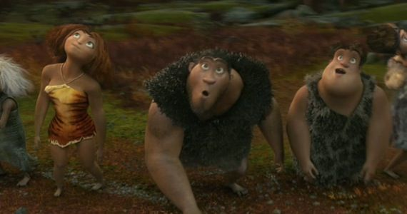 croods movie trailer The Croods Trailer: Emma Stone and Nicolas Cage as Animated Cave People