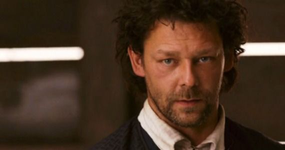 Crossbones debut trailer -- Richard Coyle