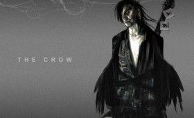 crow reboot concept artwork cooper costume 280x170 Concept Artwork Reveals Bradley Coopers The Crow Character Design
