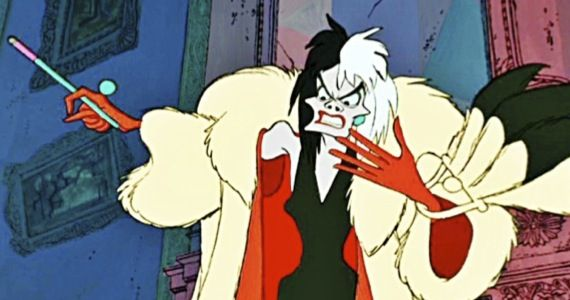 cruella de vil disney movie Disney Moving Forward with Live Action Cruella de Vil Movie