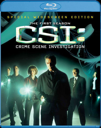 csi blu ray Win CSI Season One On Blu ray   Winners!