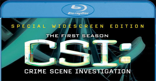 csi contest Win CSI Season One On Blu ray   Winners!