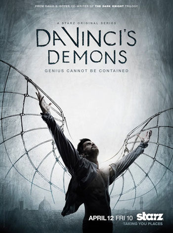 da vincis demons poster ful TV News Wrap Up: Feb 10, 2013   American Horror Story, Breaking Bad & More