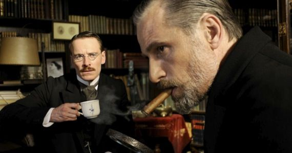 dangerous method trailer Screen Rants 2011 Fall Movie Preview