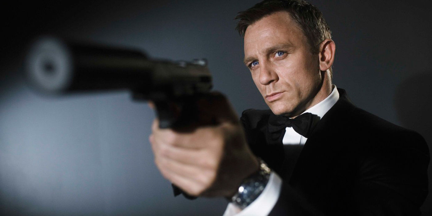 daniel craig james bond1 James Bond Producers: Daniel Craig is First Choice for Bond 25
