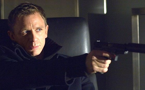 daniel craig to star as james bond in james bond 23 MGM Emerging from Bankruptcy to Produce 'James Bond 23'