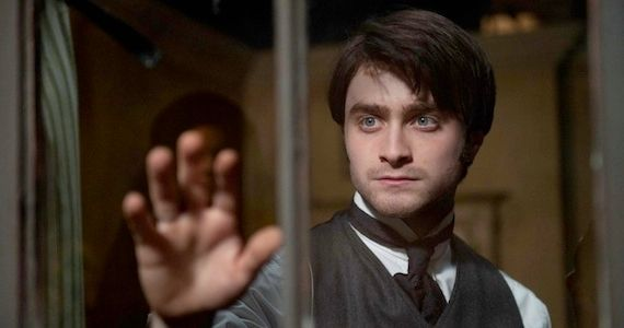 daniel radcliffe horns Daniel Radcliffe to Grow Horns for Supernatural Thriller