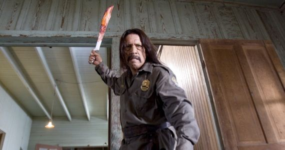 danny trejo machete kills sequel Zoe Saldana Onboard for Machete Kills