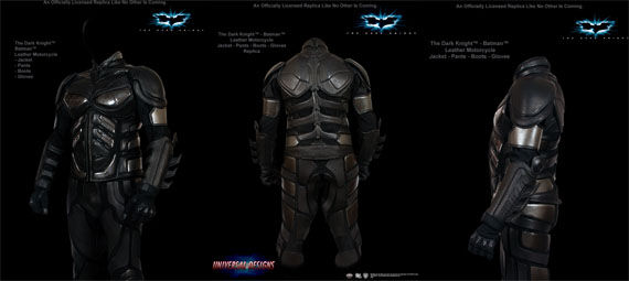 dark knight full SR Pick: Own A Replica Dark Knight Motorcycle Suit