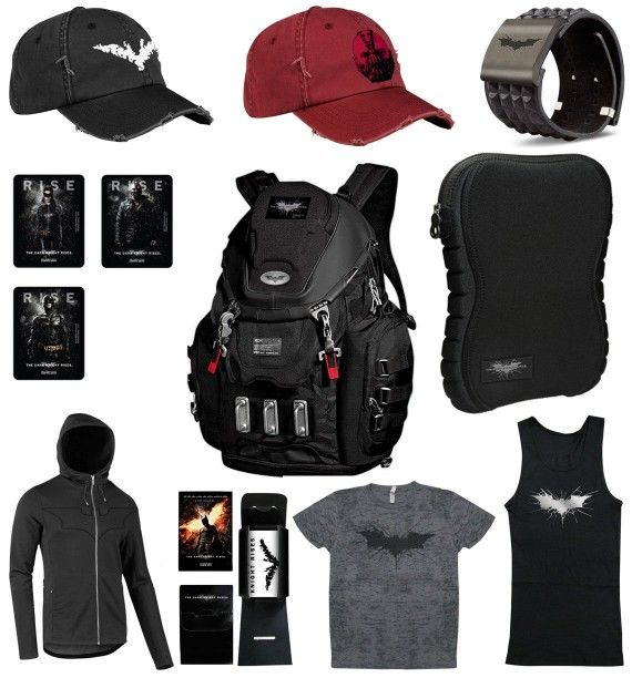 dark knight rises contest prize 570x612 The Dark Knight Rises Mega Prize Pack   Winner!