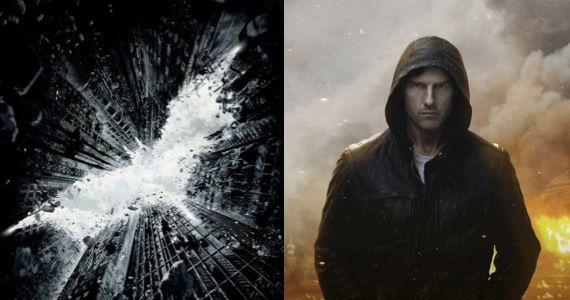 dark knight rises mission impossible Dark Knight Rises Fan Posters; Multiple Prologue Descriptions Surface