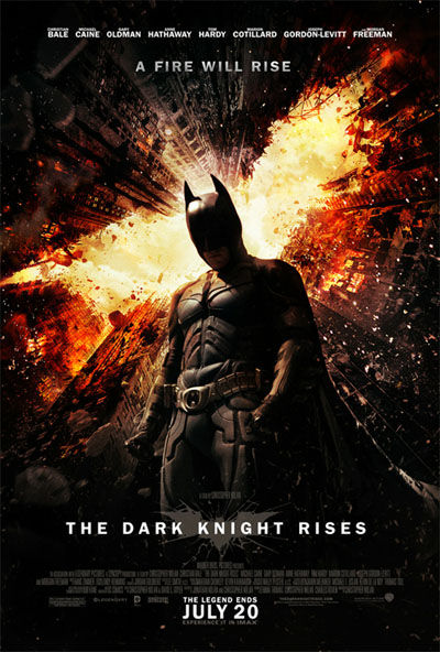 dark knight rises poster contest The Dark Knight Rises Mega Prize Pack   Winner!